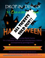 Sold out - Halloween Event