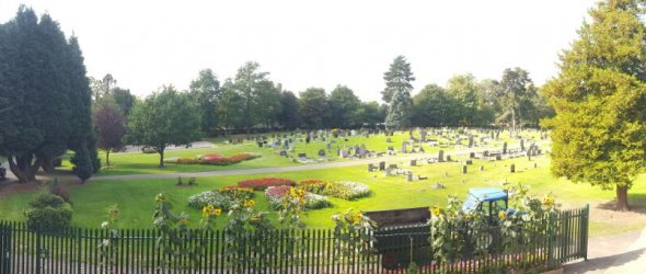 Image: Narborough Cemetery